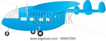 Vintage Transport Aircraft