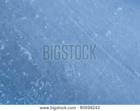 Beautiful Blue Ice