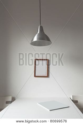 Minimalist Interior White