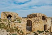 pic of crusader  - shobak crusader castle fortress Jordan middle east - JPG