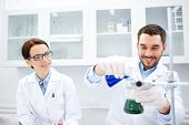 picture of reagent  - science - JPG
