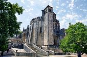 foto of templar  - Residence of the Grand Master of the Order of the Knights Templar Portuguese 1169 - JPG