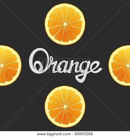 Funny of oranges
