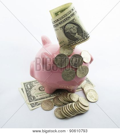Piggy Bank Account for holidays