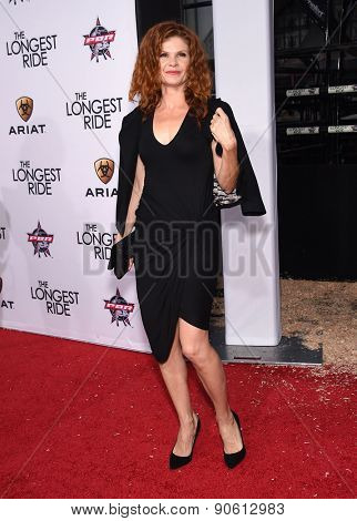 LOS ANGELES - APR 06:  Lolita Davidovich arrives to the