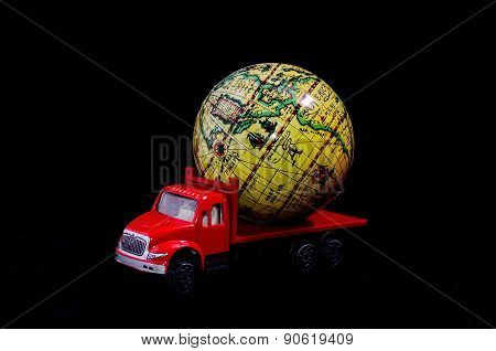 Global Cargo Transport Concept