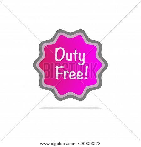 duty fee vector