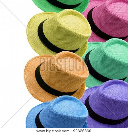 Color hats