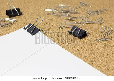 Pins And Paper Clips