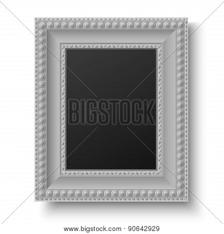 Vintage Picture Frame For Text Or Picture