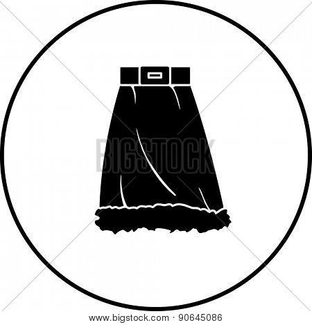 christmas skirt symbol