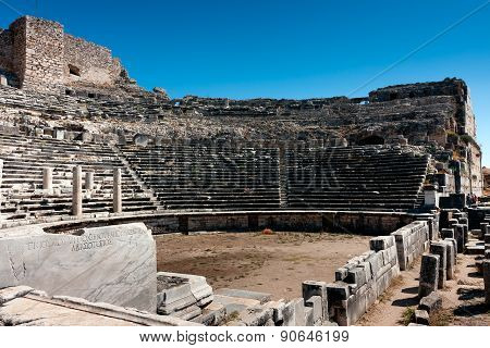 Miletus Theater Auditorium