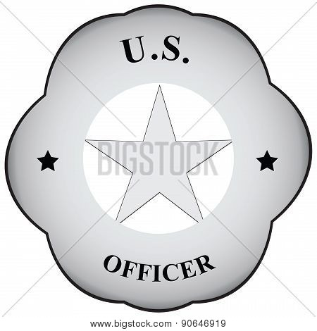 Abstract Symbol Officer