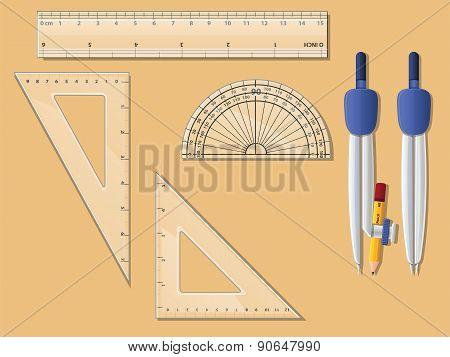 Geometry Box - Illustration