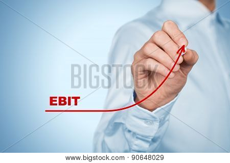 Ebit Increase