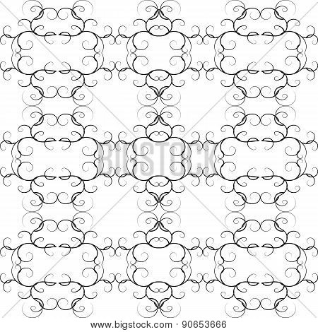 geometric pattern background for your design. New repeating pattern can be used to create beautiful