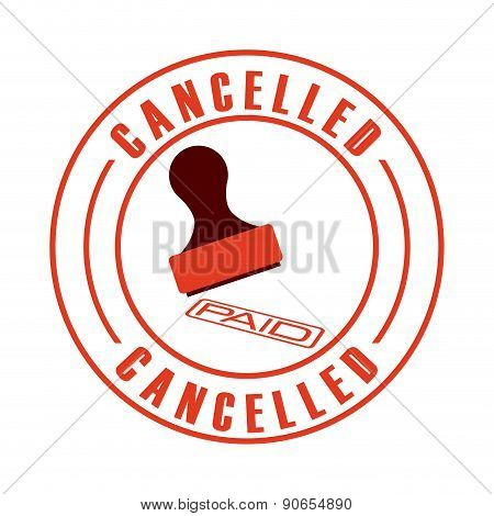 cancelled seal
