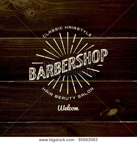 Barbershop Badges Logos And Labels For Any Use