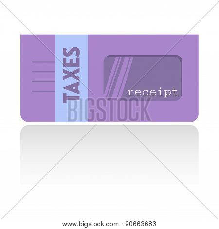 Purple tax envelope