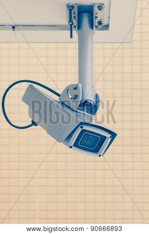 Video camera security system
