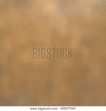 Abstract Orange Copper Pattern Background