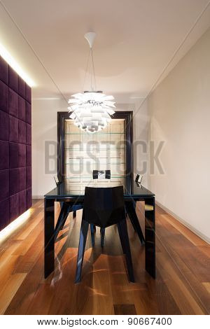 Table In Apartment