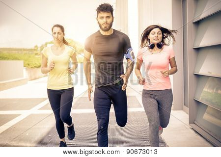Urban Runners Training