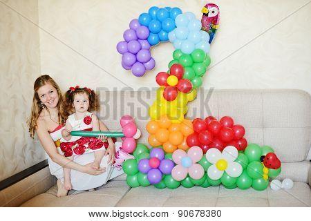 2-nd Birthday