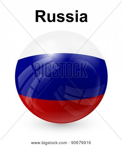russia  official state flag
