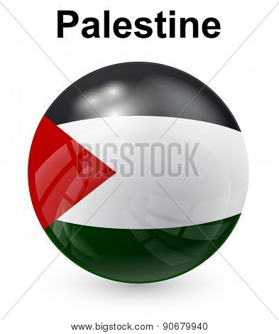 palestine  official state flag