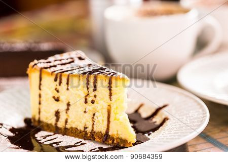 Bailey's Cheesecake