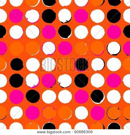Bold bright pattern