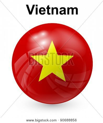 vietnam official state flag