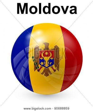 moldova official state flag