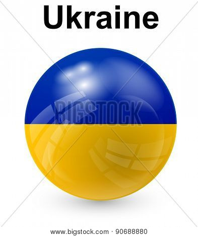 ukraine official state flag