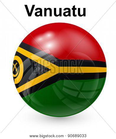 vanuatu official state flag