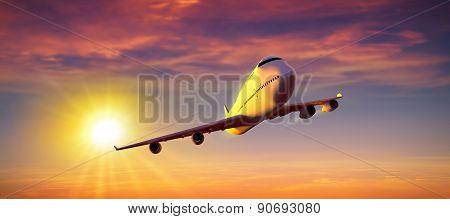 Summer air travel