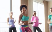 picture of zumba  - fitness - JPG