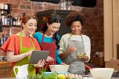 image of friendship  - cooking class - JPG