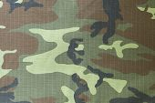 stock photo of camoflage  - close - JPG