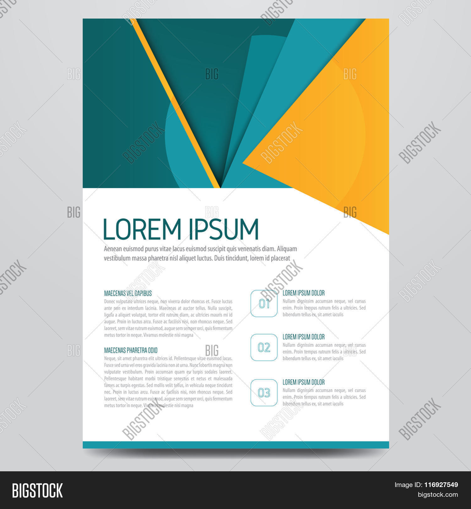 flyer brochure poster annual report magazine cover vector flyer brochure poster annual report magazine cover vector template modern material