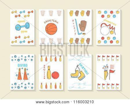 Sport cards