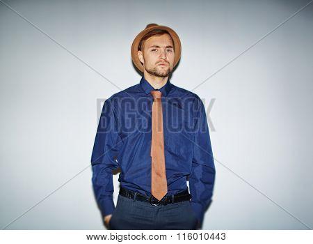 Man in formal-wear