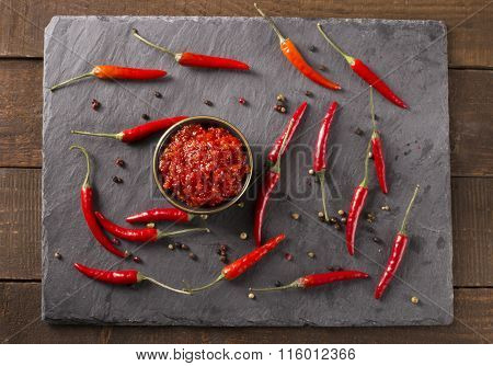 Chili Sauce And Chili