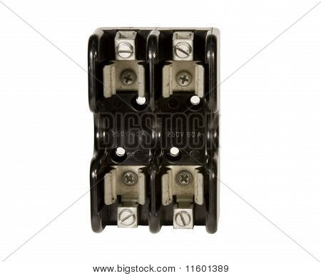 Idustrial Fuse Block Isolated