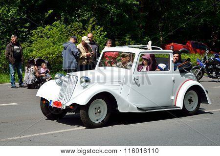 Vintage Car Tatra
