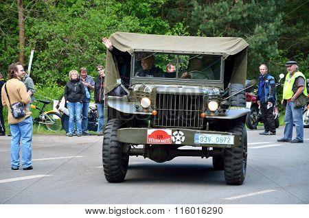 Vintage Car Dodge