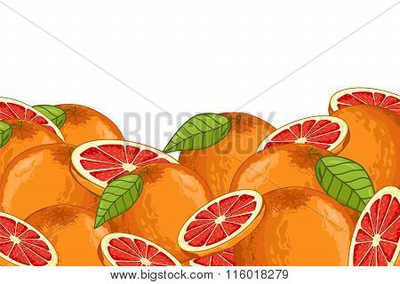Grapefruit composition Isolated