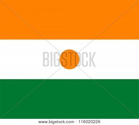 Standard Proportions For Niger Flag