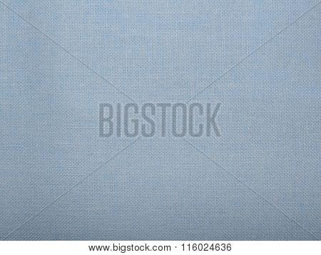 blue cloth